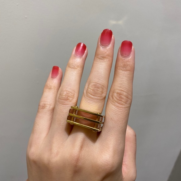 Marc by Marc Jacobs statement ring
